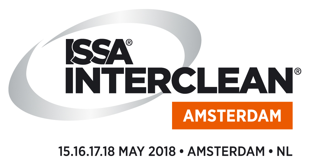 ISSA Interclean, Amsterdam 15-18 May 2018