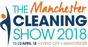The Manchester Cleaning Show, UK  11-12 May 2018